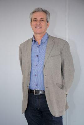 Joaquín Huerta – Responsable de sección
