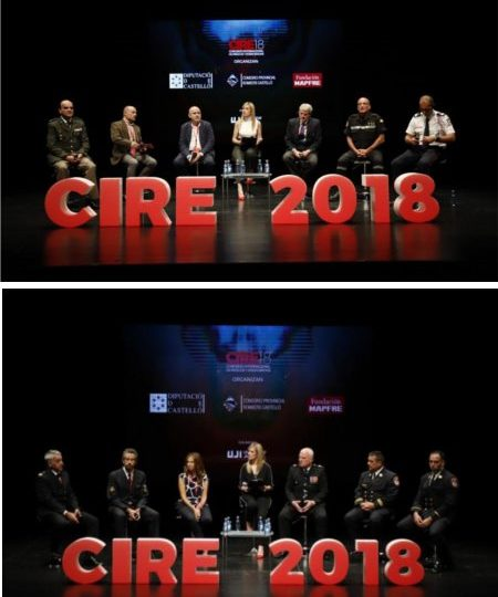 INIT participates in CIRE 2018, International Congress of Risks and Emergencies